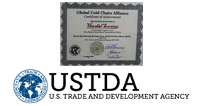 Cold Chain Study Tour organized by USTDA